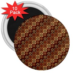 Background Structure 3  Magnets (10 Pack)