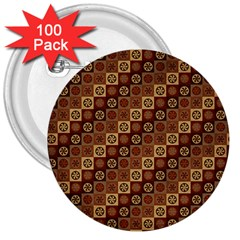 Background Structure 3  Buttons (100 Pack)