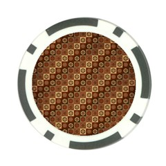 Background Structure Poker Chip Card Guard (10 Pack)