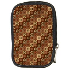 Background Structure Compact Camera Cases