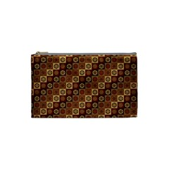 Background Structure Cosmetic Bag (small)