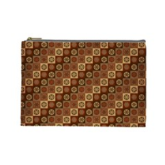 Background Structure Cosmetic Bag (large)