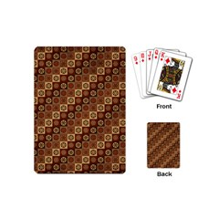 Background Structure Playing Cards (mini)