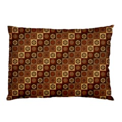 Background Structure Pillow Case (two Sides)