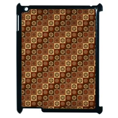 Background Structure Apple Ipad 2 Case (black)