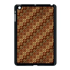 Background Structure Apple Ipad Mini Case (black)