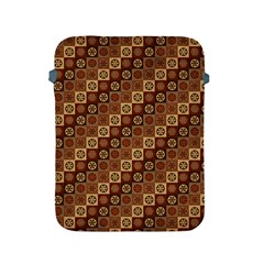 Background Structure Apple Ipad 2/3/4 Protective Soft Cases