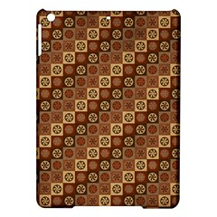 Background Structure Ipad Air Hardshell Cases