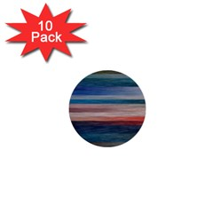 Background Horizontal Lines 1  Mini Buttons (10 Pack)