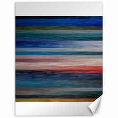 Background Horizontal Lines Canvas 12  X 16