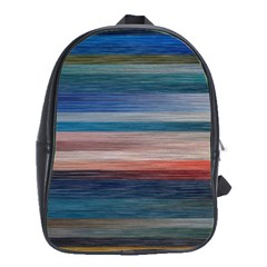 Background Horizontal Lines School Bags(large)