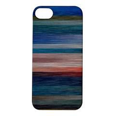 Background Horizontal Lines Apple Iphone 5s/ Se Hardshell Case