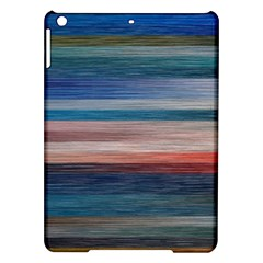 Background Horizontal Lines Ipad Air Hardshell Cases
