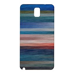 Background Horizontal Lines Samsung Galaxy Note 3 N9005 Hardshell Back Case