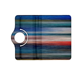 Background Horizontal Lines Kindle Fire Hd (2013) Flip 360 Case