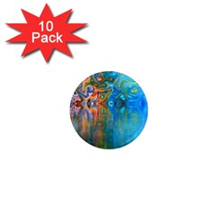 Background Texture Structure 1  Mini Magnet (10 pack)