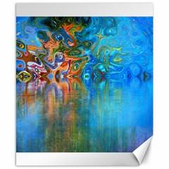 Background Texture Structure Canvas 8  X 10