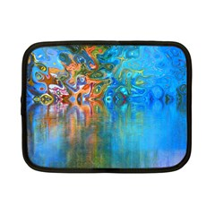 Background Texture Structure Netbook Case (small)