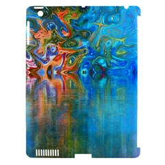 Background Texture Structure Apple Ipad 3/4 Hardshell Case (compatible With Smart Cover)