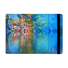 Background Texture Structure Apple Ipad Mini Flip Case