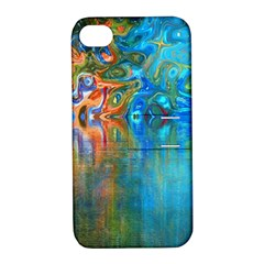 Background Texture Structure Apple iPhone 4/4S Hardshell Case with Stand