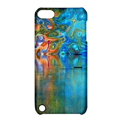 Background Texture Structure Apple Ipod Touch 5 Hardshell Case With Stand