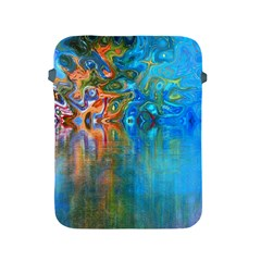 Background Texture Structure Apple Ipad 2/3/4 Protective Soft Cases
