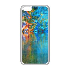 Background Texture Structure Apple Iphone 5c Seamless Case (white)