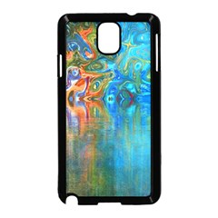 Background Texture Structure Samsung Galaxy Note 3 Neo Hardshell Case (black)