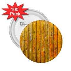 Background Wood Lath Board Fence 2 25  Buttons (100 Pack)