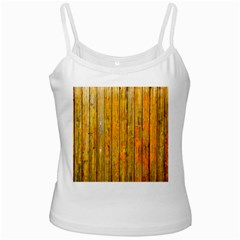 Background Wood Lath Board Fence Ladies Camisoles