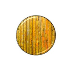 Background Wood Lath Board Fence Hat Clip Ball Marker (4 Pack)