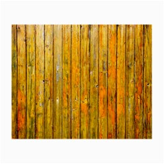 Background Wood Lath Board Fence Small Glasses Cloth