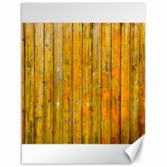 Background Wood Lath Board Fence Canvas 18  X 24