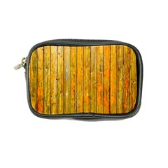 Background Wood Lath Board Fence Coin Purse