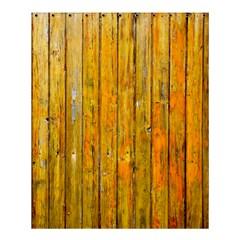 Background Wood Lath Board Fence Shower Curtain 60  X 72  (medium)