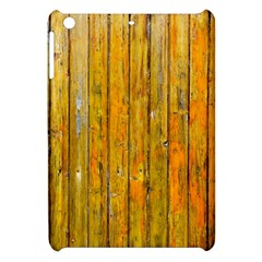 Background Wood Lath Board Fence Apple Ipad Mini Hardshell Case