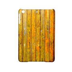 Background Wood Lath Board Fence Ipad Mini 2 Hardshell Cases