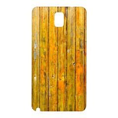 Background Wood Lath Board Fence Samsung Galaxy Note 3 N9005 Hardshell Back Case