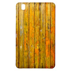 Background Wood Lath Board Fence Samsung Galaxy Tab Pro 8 4 Hardshell Case