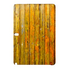Background Wood Lath Board Fence Samsung Galaxy Tab Pro 12 2 Hardshell Case