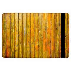 Background Wood Lath Board Fence Ipad Air Flip