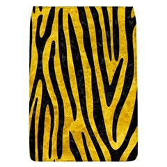 Skin4 Black Marble & Yellow Marble Removable Flap Cover (l)