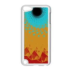 Bluesunfractal Apple Ipod Touch 5 Case (white)