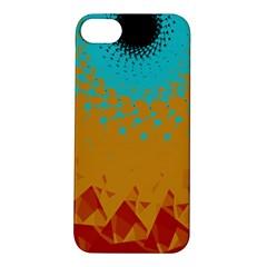 Bluesunfractal Apple Iphone 5s/ Se Hardshell Case