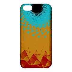 Bluesunfractal Apple iPhone 5C Hardshell Case
