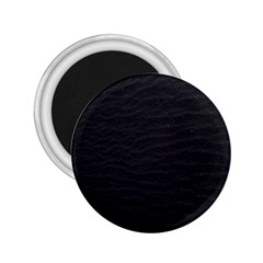 Black Pattern Sand Surface Texture 2 25  Magnets