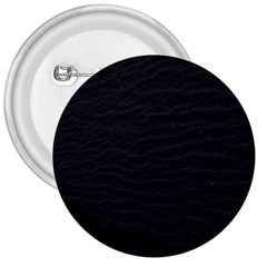 Black Pattern Sand Surface Texture 3  Buttons