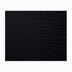 Black Pattern Sand Surface Texture Small Glasses Cloth (2 Side)