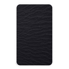 Black Pattern Sand Surface Texture Memory Card Reader